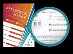 Lehrbücher für Akkordeon und Steirische